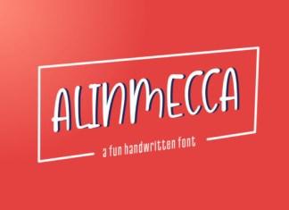 Alinmecca Font