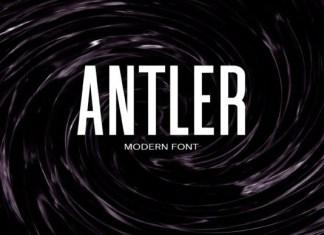 Antler Font
