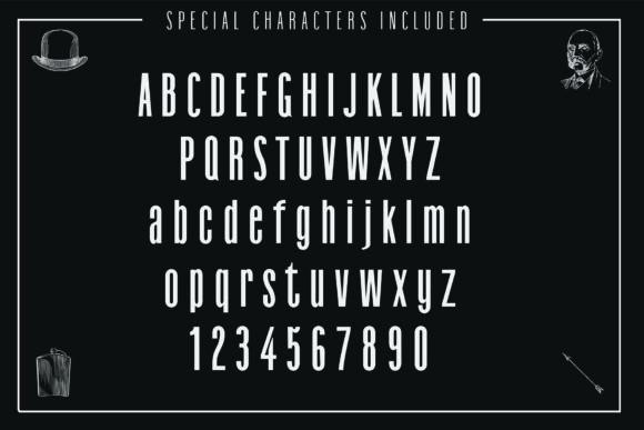 Black Velvet Font