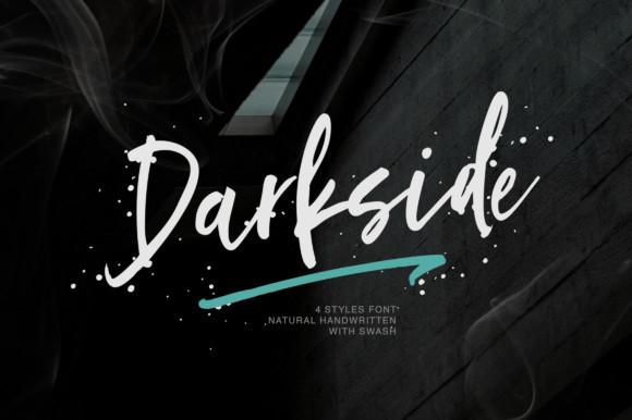 Darkside Font