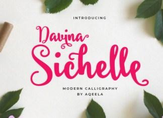 Davina Sichelle Font