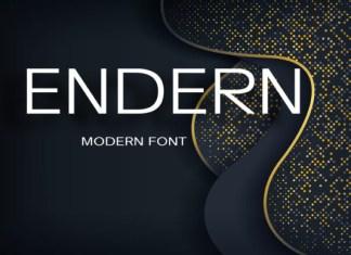 Endern Font