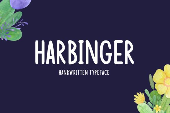Harbinger Font