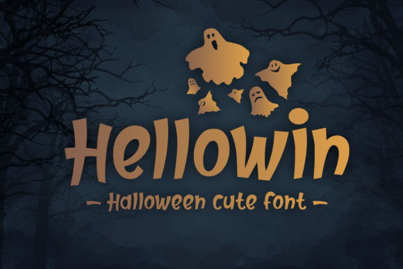 Hellowin Font