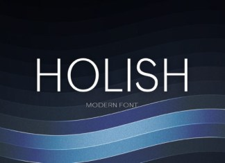 Holish Font