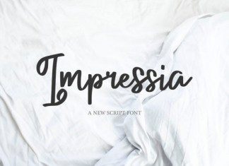 Impressia Font