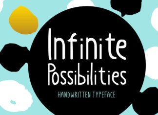 Infinite Possibilities Font