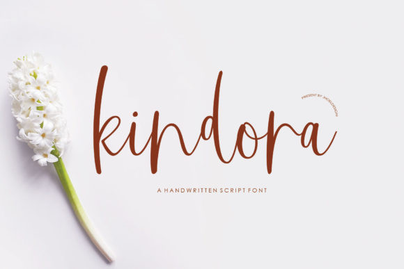 Kindora Font