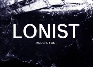 Lonist Font