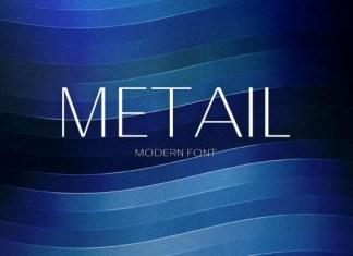 Metail Font