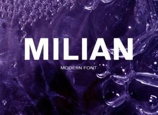 Milian FontMilian Font