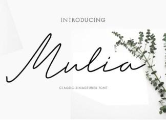 Mulia Font