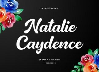 Natalie Caydence Font