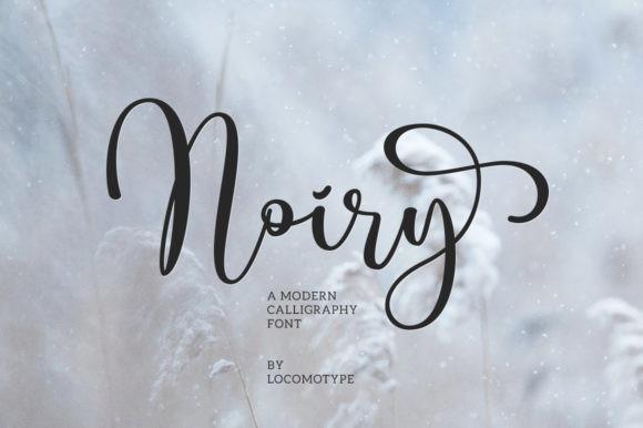 Noiry Font