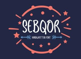 Sebqor Font