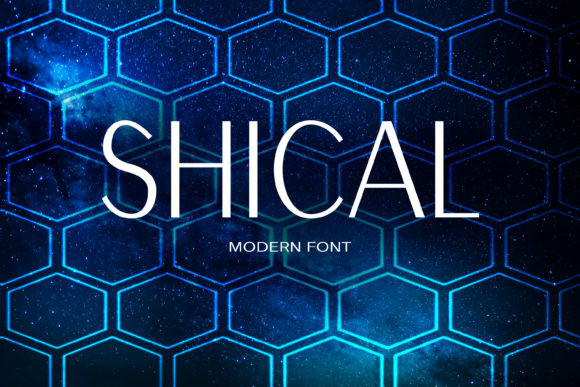 Shical Font