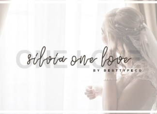Silvia One Love Font
