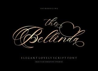 The Bellinda Font