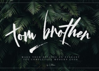 Tom Brother Font