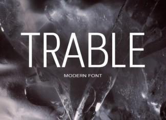 Trable Font