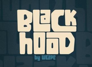Blackhood Font