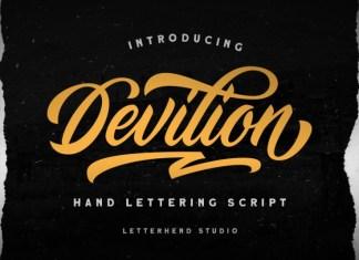 Devilion Font