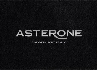 Asterone Font