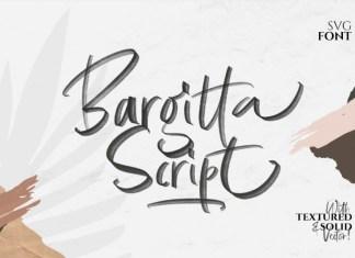 Bargitta Font