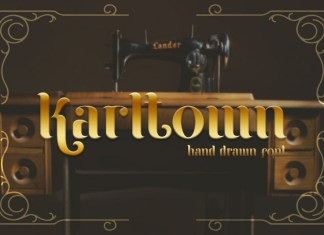 Karltown Font