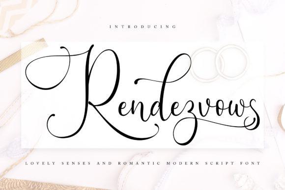 Rendezvouws Font