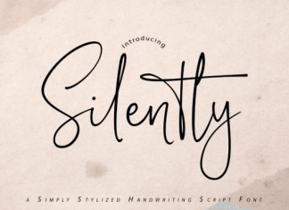 Silently Font