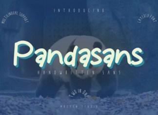Pandasans Font