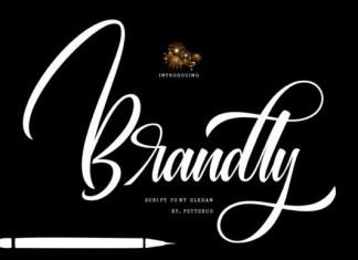 Brandly Font