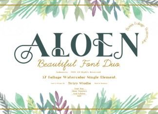 Aloen Font