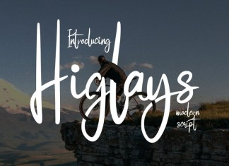 Higlays Font