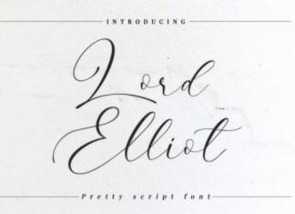 Lord Elliot Font