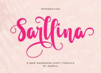 Sarllina Font