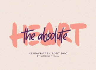 The Absolute Font