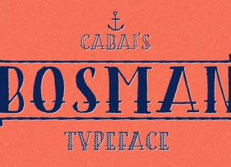 Bosman Font