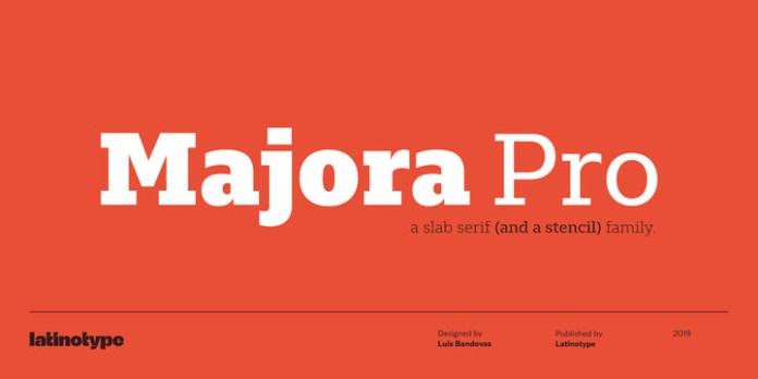 Majora Pro Font