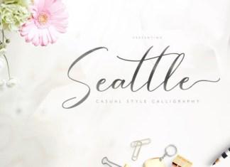 Seattle Font