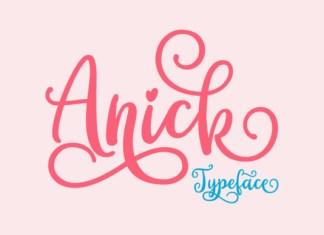 Anick Font