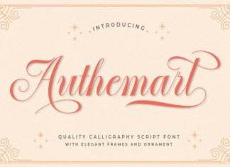 8 Stylish Fonts