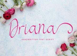 Driana Font