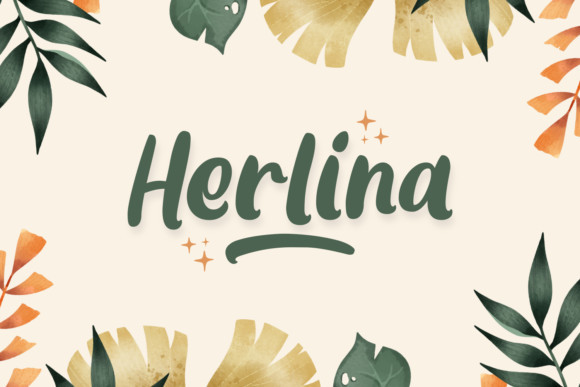 Herlina Font