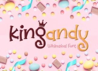 Kingandy Font