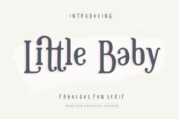 Little Baby Font