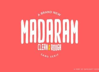 Madaram Font
