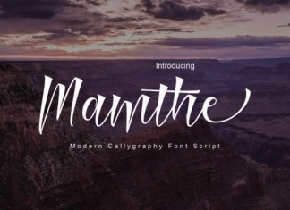 Mamthe Font