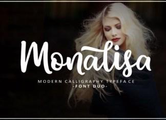 Monalisa Font